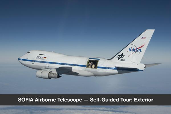 SOFIA Airborne Telescope — Self-Guided Tour: Exterior