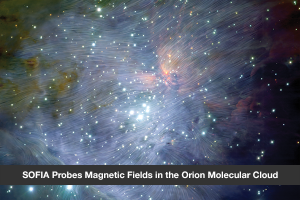 SOFIA Probes Magnetic Fields in the Orion Molecular Cloud