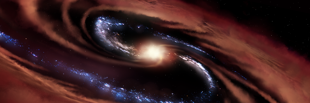 Cold Quasars and the Evolution of Galaxies