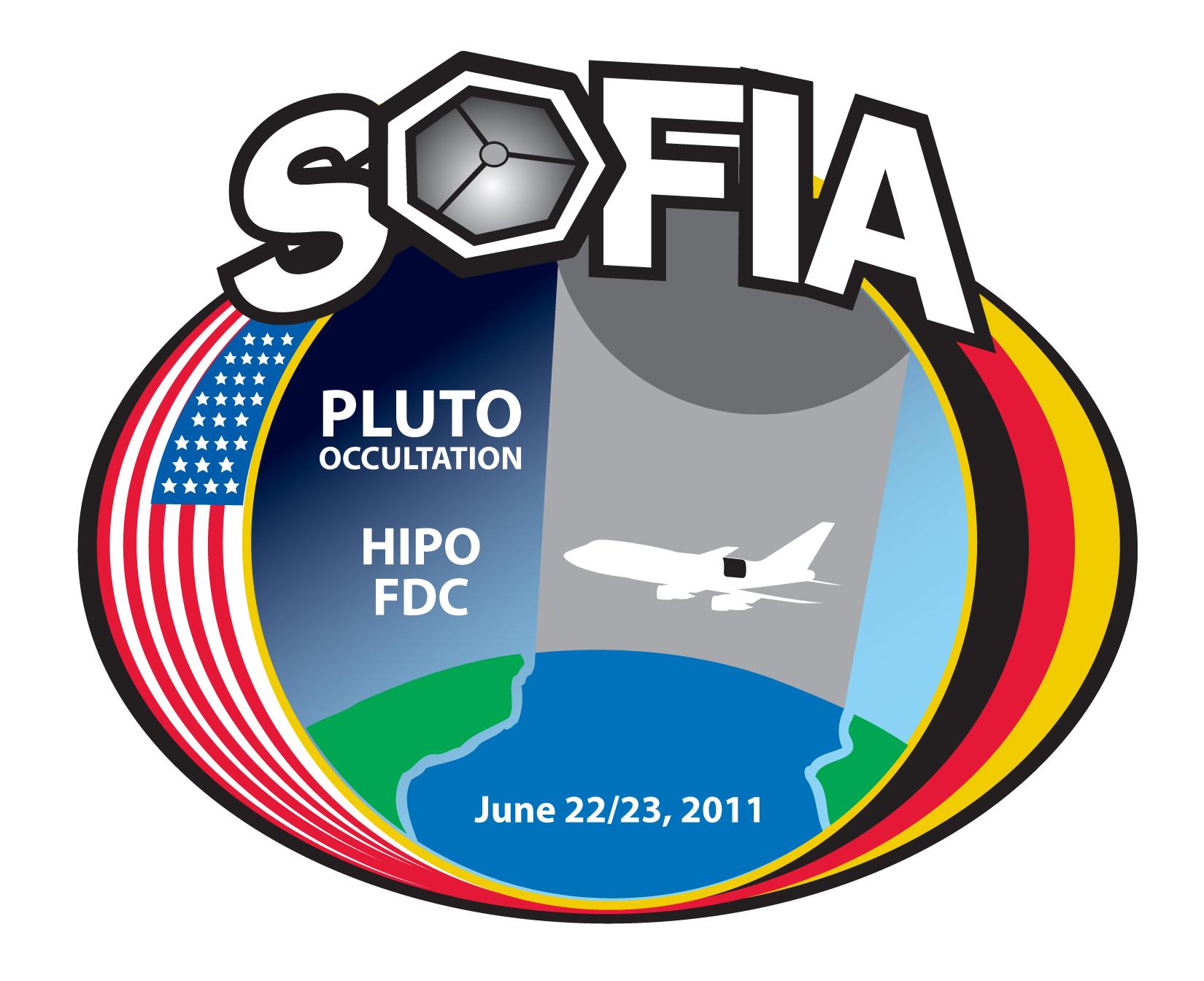 SOFIA Pluto Occultation patch