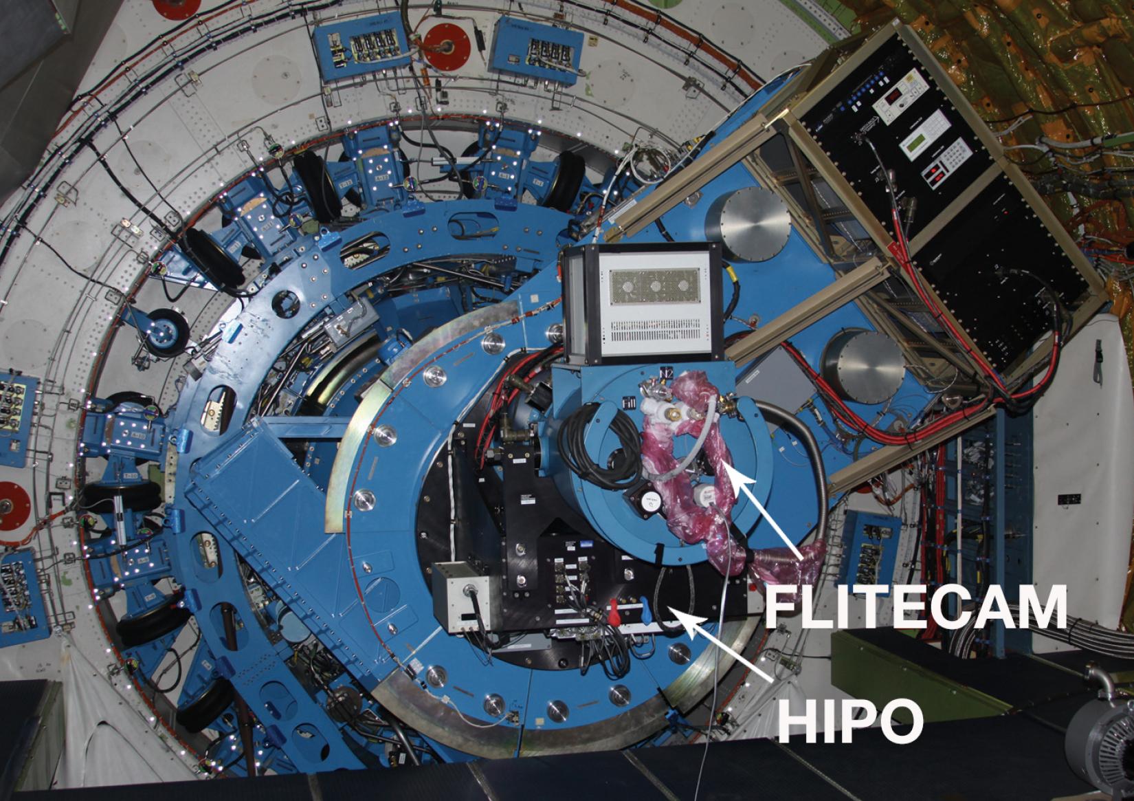 FLIPO instrument