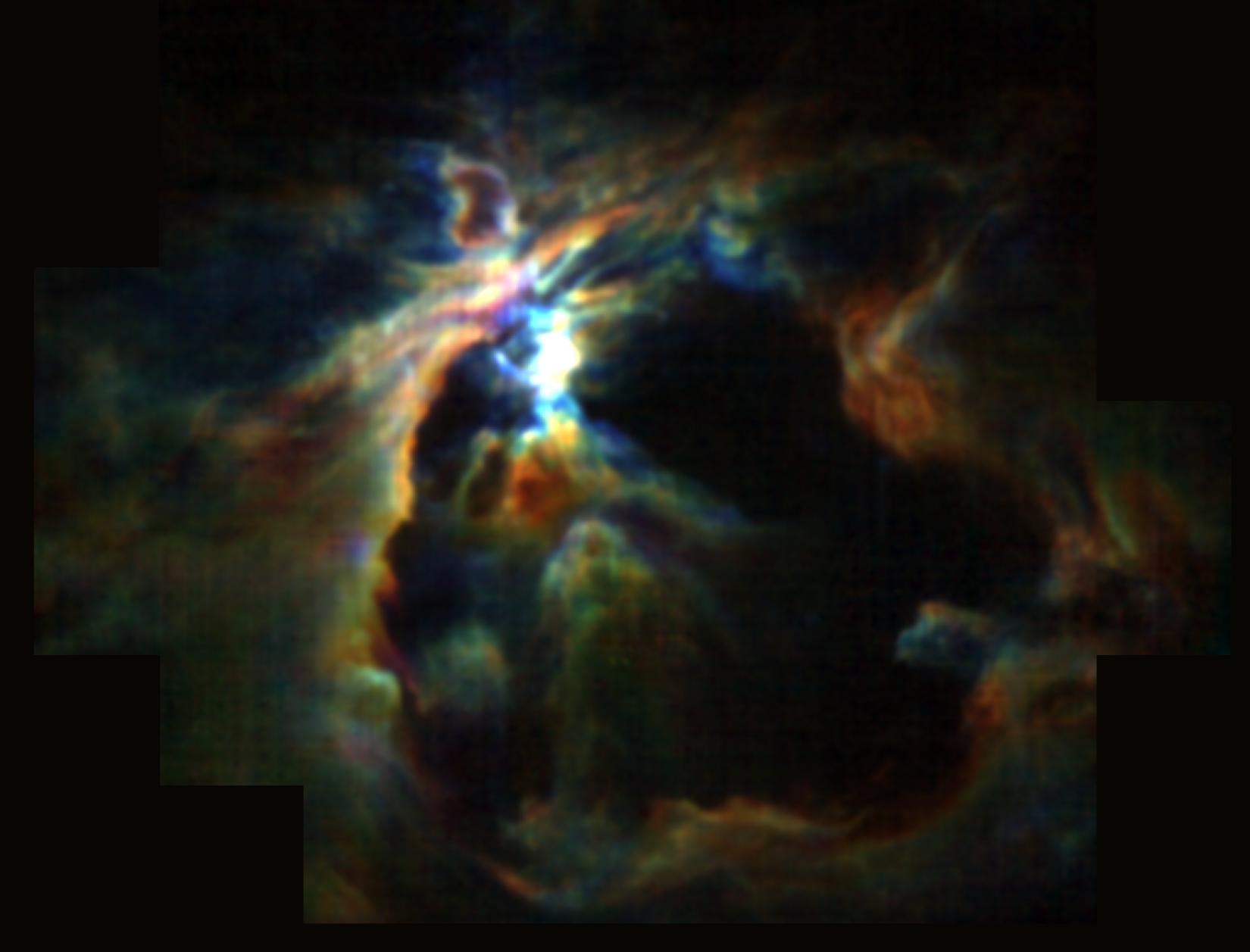 Orion Nebula Bubble