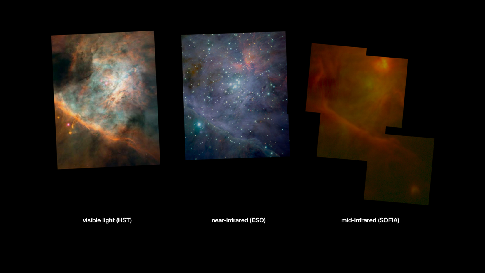 Orion Triptych