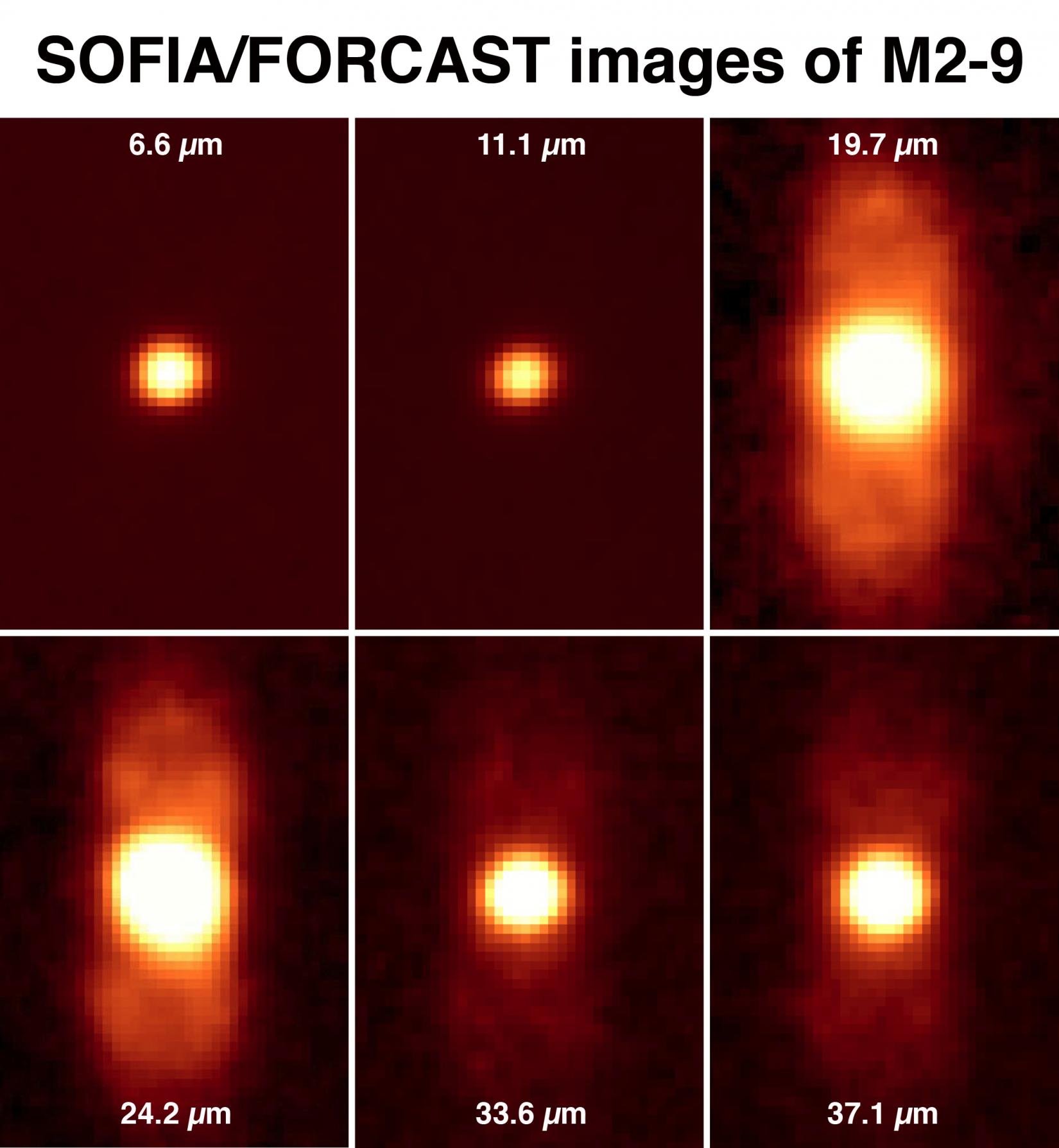 Planetary Nebula M2-9