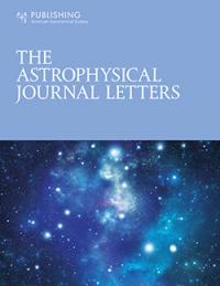 ApJL Cover