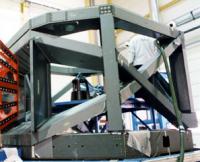 SOFIA telescope main support structure