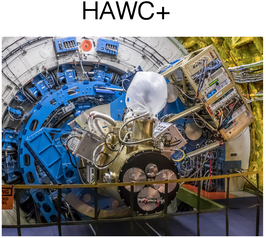 HAWC plus