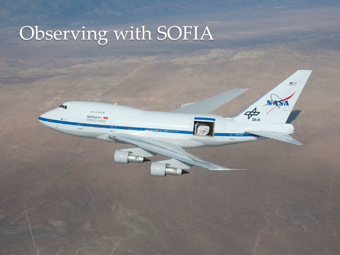 Observing with SOFIA