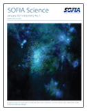 SOFIA Science newsletter Jan 2021 cover