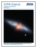 SOFIA Science newsletter June 2019 cover