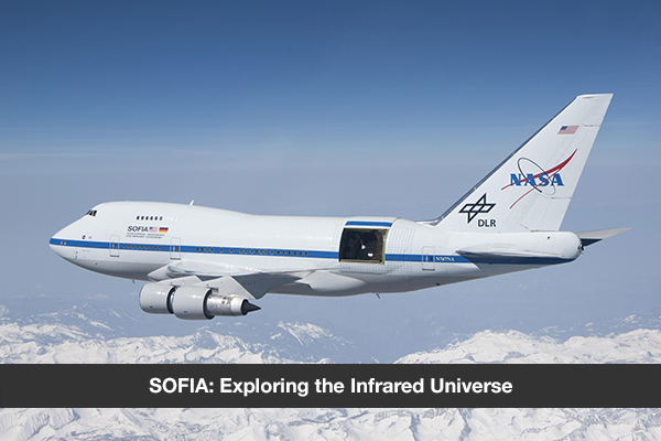 SOFIA: Exploring the Infrared Universe