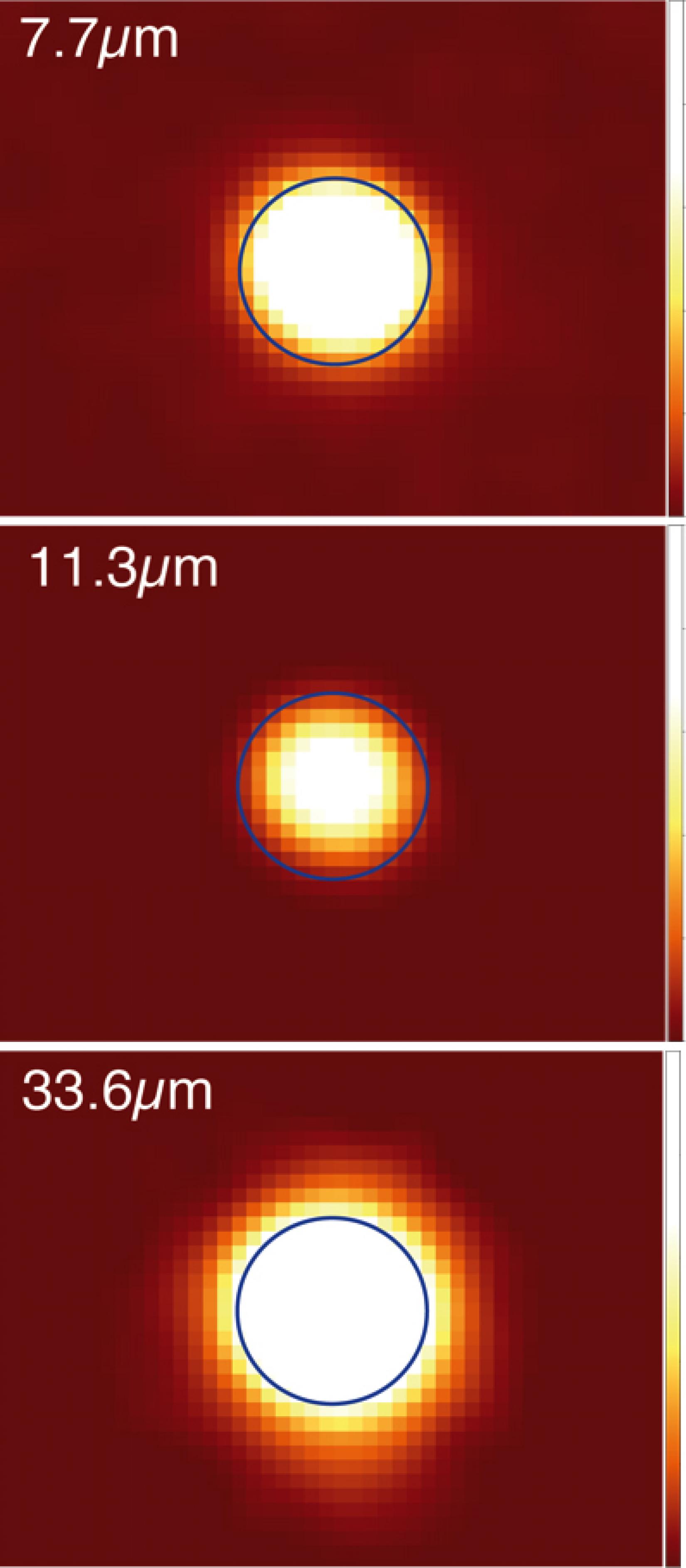 SOFIA/FORCAST images of the planetary nebula BD+30 3639