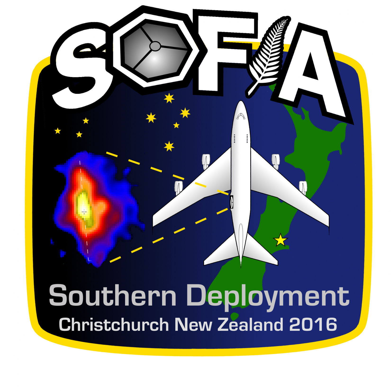 2016 Southern Deployment patch
