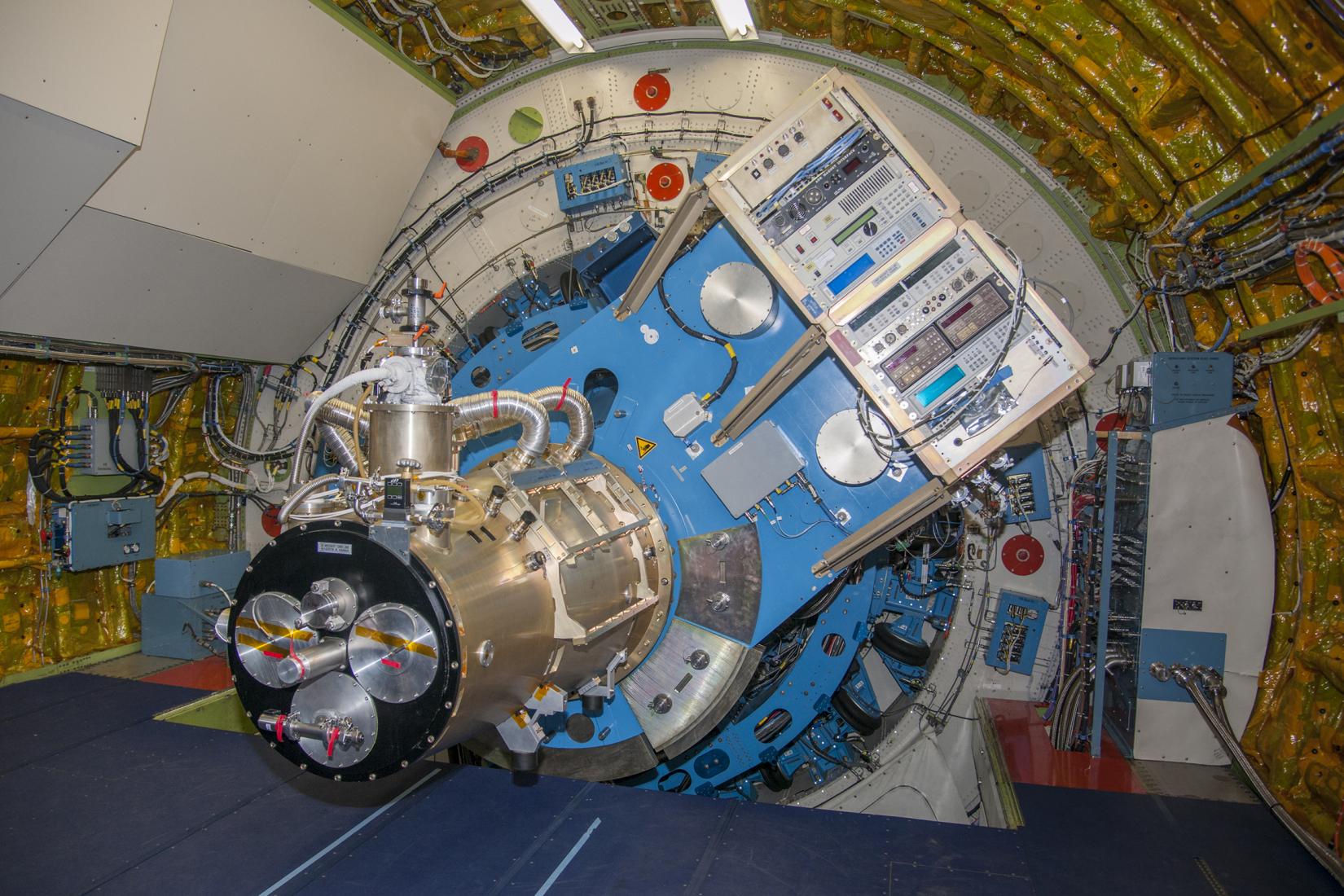 HAWC+ on SOFIA Telescope