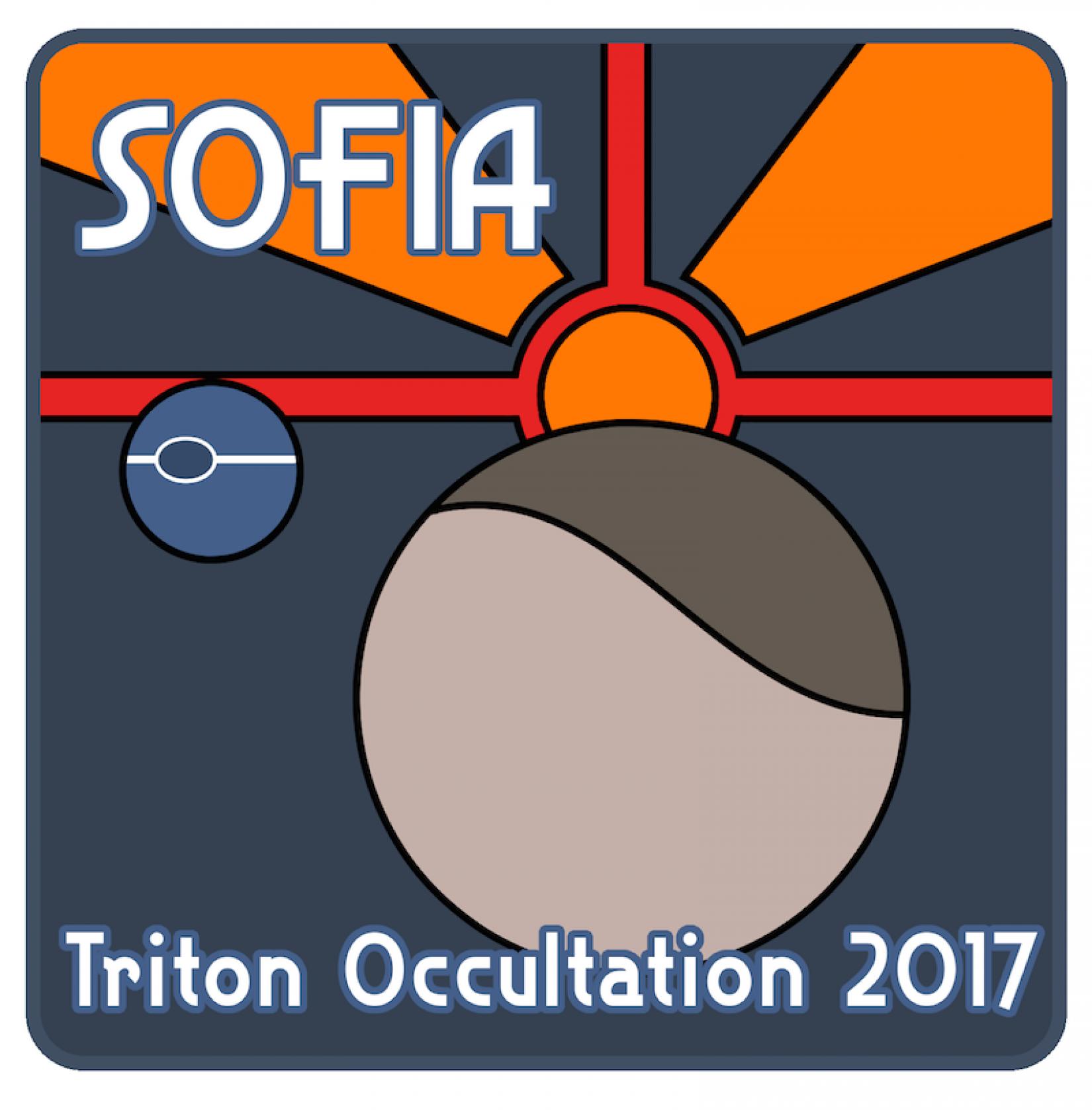 SOFIA 2017 Triton Occultation patch