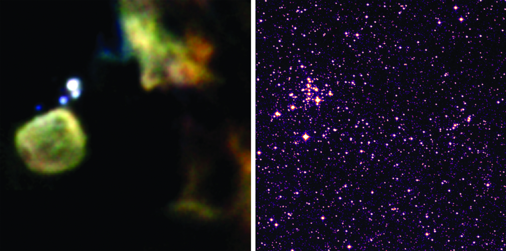 Quintuplet Cluster (no labels)