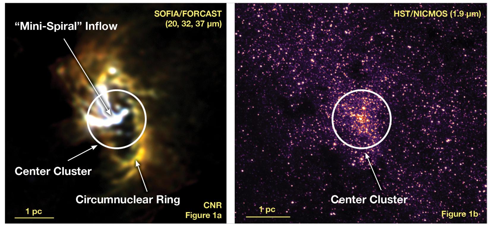 Milky Way Galaxy Circumnuclear Ring