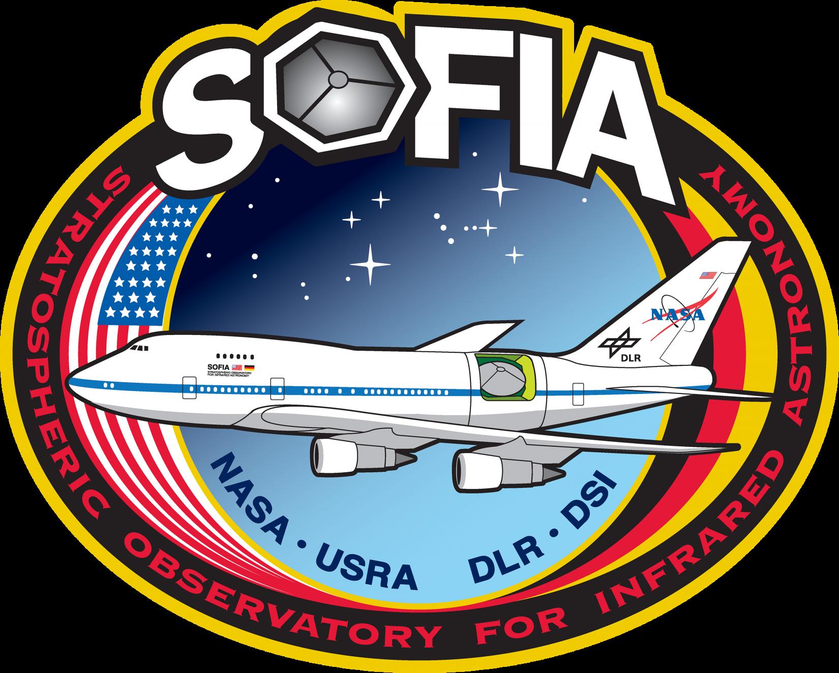 SOFIA Mission patch