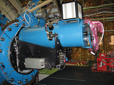 FLITECAM and HIPO instruments in FLIPO configuration