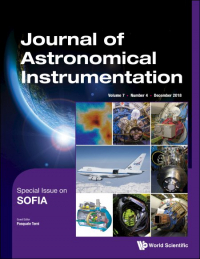 Journal of Astronomical Instrumentation cover